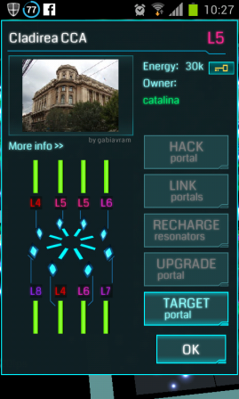 Ingress Portal